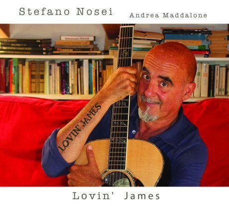 La cover di Lovin' James